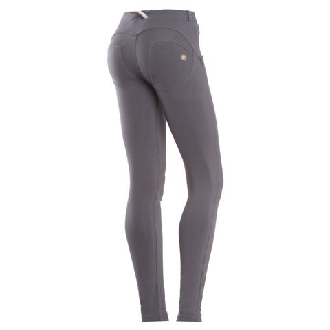 FREDDY WR.UP REGULAR RISE SKINNY - Dark Grey