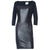 Freddy WR.UP® Leather Effect Dress - Black