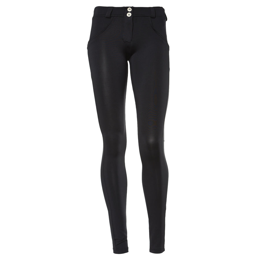 Freddy WR.UP® Satin Finish Skinny - Black