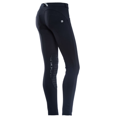FREDDY WR.UP D.I.W.O PRO RIDING PANT - Black