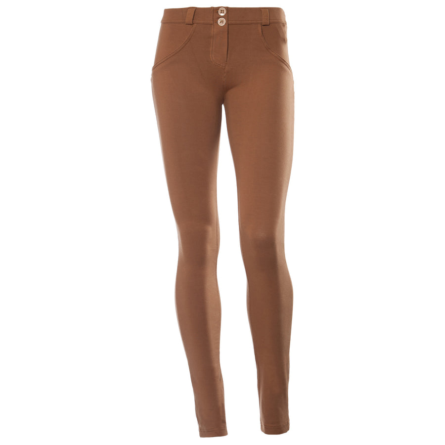 Freddy WR.UP® Regular Rise Skinny - Rust