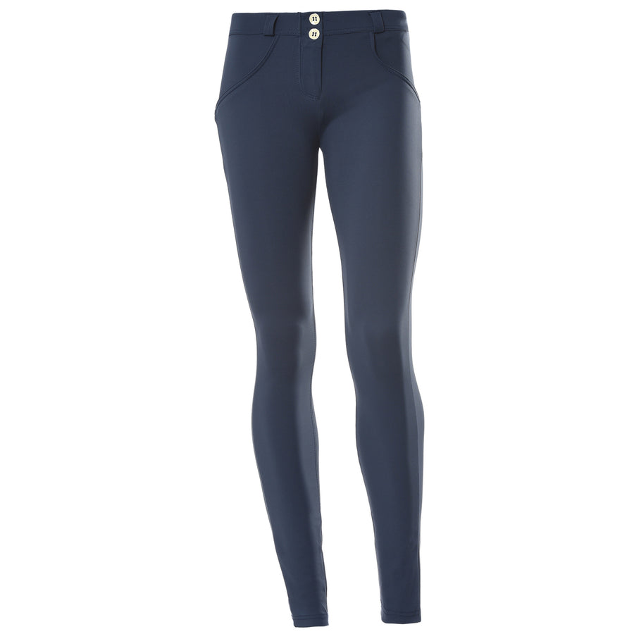 Freddy WR.UP® D.I.W.O.® PRO Fabric Regular Rise Skinny - Navy