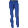 Freddy WR.UP® Zip Contrast Piping Pant Ankle Length - Blue