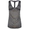 FREDDY WORKOUT TANK - Charcoal