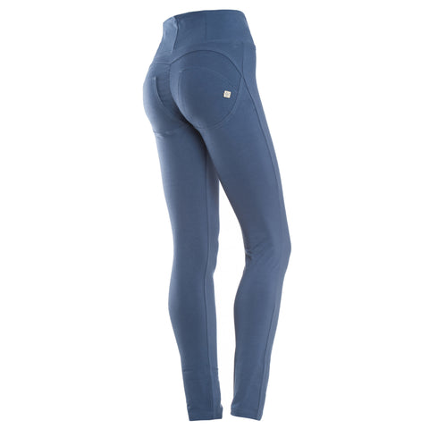 FREDDY WR.UP High Rise SKINNY - Powder Blue