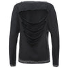 FREDDY DISTRESSED SWEATSHIRT - Black
