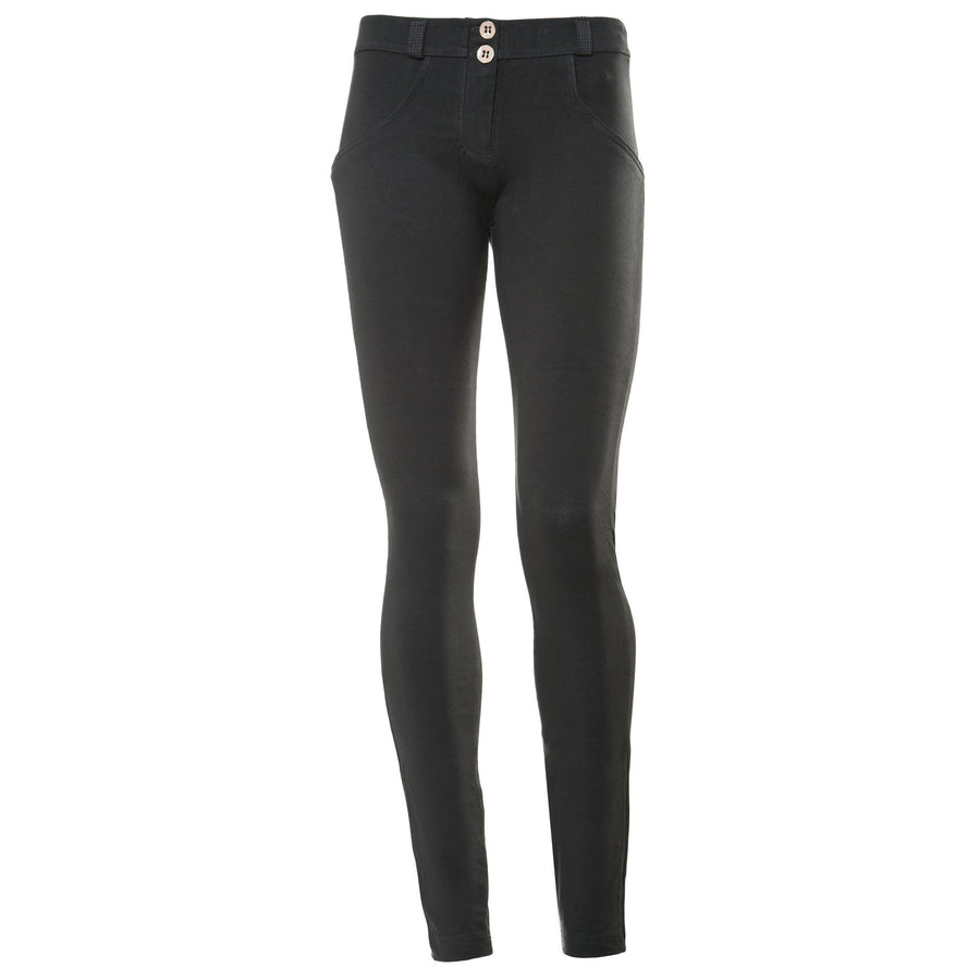 Freddy WR.UP® Mid Rise Skinny - Charcoal