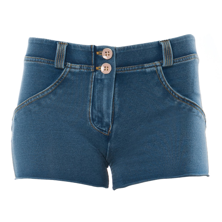 Freddy WR.UP® Shaping Denim Short - Medium Rinse