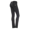 Freddy WR.UP® Straight Leg - Black