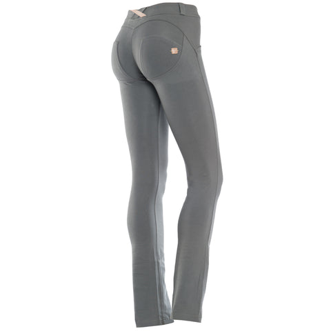 FREDDY WR.UP STRAIGHT LEG - Dark Grey