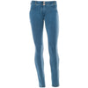 FREDDY WR.UP DENIM EFFECT SKINNY - Med Rinse