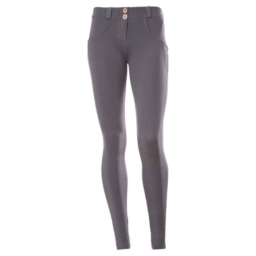 Freddy WR.UP® Regular Rise Skinny - Dark Grey