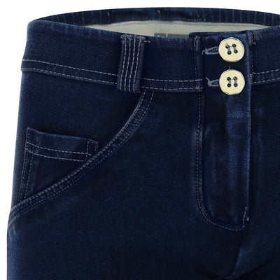 Freddy WR.UP® Denim Regular Rise Slim Flare - Dark Rinse