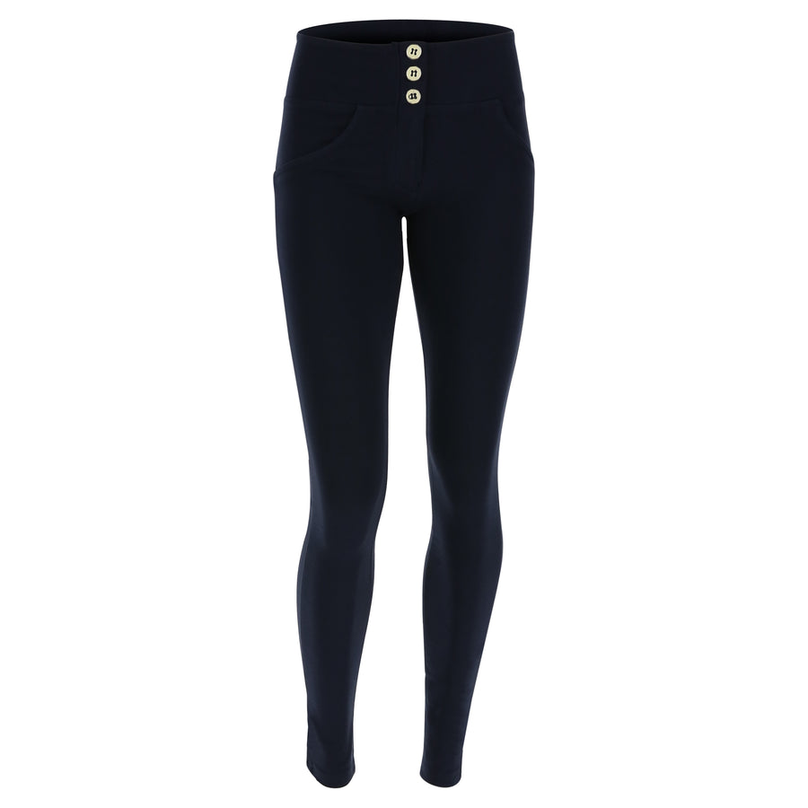 Freddy WR.UP® 3 Button Mid Rise Skinny - Navy