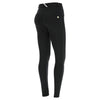 Freddy WR.UP® Curvy Regular Rise Skinny - Black