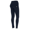 Freddy WR.UP® D.I.W.O.® PRO Fabric Tone on Tone High Rise Skinny - Navy