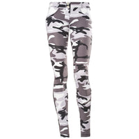 Freddy WR.UP® Satin Finish Skinny - Camo