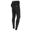 Freddy WR.UP® Brushed D.I.W.O.® Regular Rise Skinny - Black