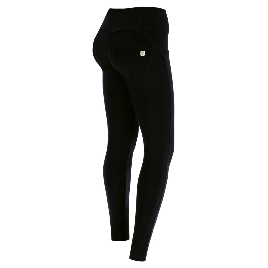 Freddy WR.UP® 3 Button Mid Rise Skinny - Black