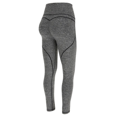 Freddy DIWO® High Impact Training High Rise Sport Shapping Pant - Heather