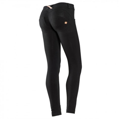 FREDDY WR.UP 7/8 ANKLE SKINNY - Black