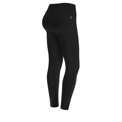 Freddy Shapin Effect DIWO® Sport 7/8 Pant - Black