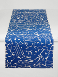 Dermond Peterson Collage Table Runner in Blue
