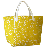 Dermond Peterson Collage Big Bag Mustard