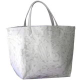 Dermond Peterson Collage Big Bag White
