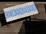 Dermond Peterson Cordoba Table Runner Blue