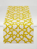 Dermond Peterson Cordoba Table Runner Mustard