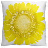 Dermond Peterson Daisy Pillow Citrine