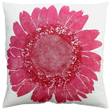Dermond Peterson Daisy Pillow Fuchsia