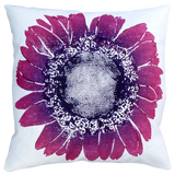 Dermond Peterson Daisy Pillow Violet