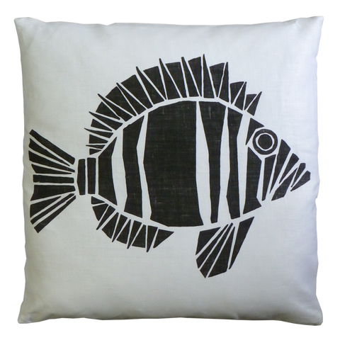 Dermond Peterson Fisk Pillow Black