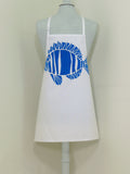 Dermond Peterson Fisk Little Chef's Apron in Blue