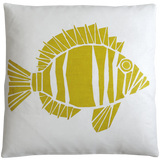Dermond Peterson Fisk Pillow Mustard