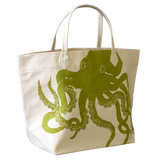 Dermond Peterson Octopus Big Bag in Olive