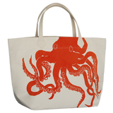 Dermond Peterson Octopus Big Bag in Persimmon