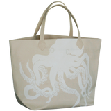 Dermond Peterson Octopus Big Bag in White