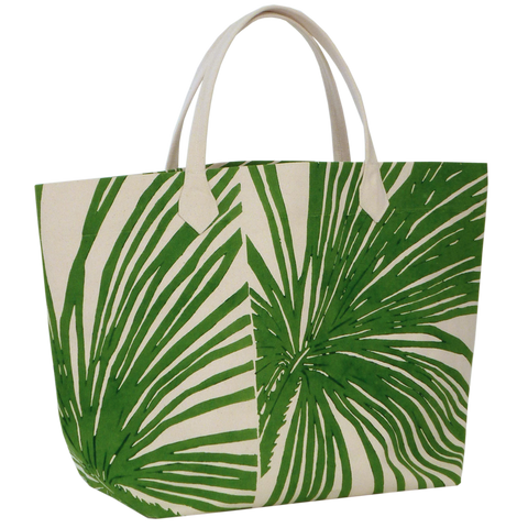 Dermond Peterson Palm Big Bag Tropical Green