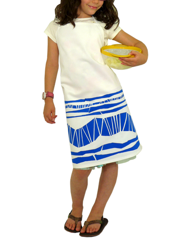Dermond Peterson Randig Stripe Little Apron