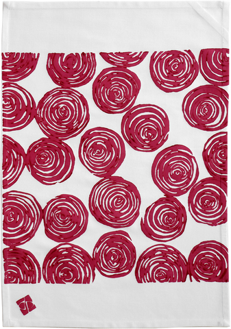 Dermond Peterson Spanish Onion Kitchen Towel