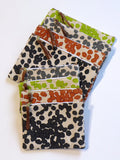 Scattered Dots Pouch Collection by Dermond Peterson