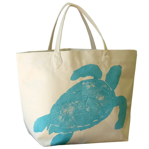 Dermond Peterson Tortuga Big Bag in Azure