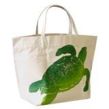 Dermond Peterson Tortuga Big Bag in Lime