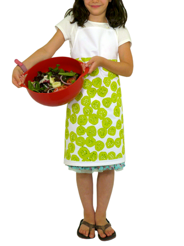 Cucumber Little Chef's Apron