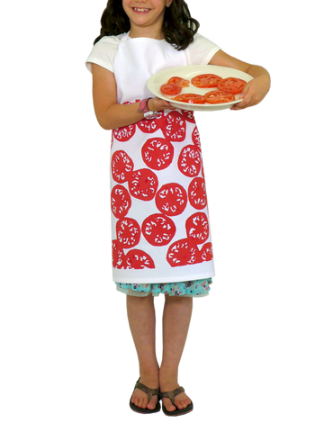 Dermond Peterson Tomato Little Chef's Apron