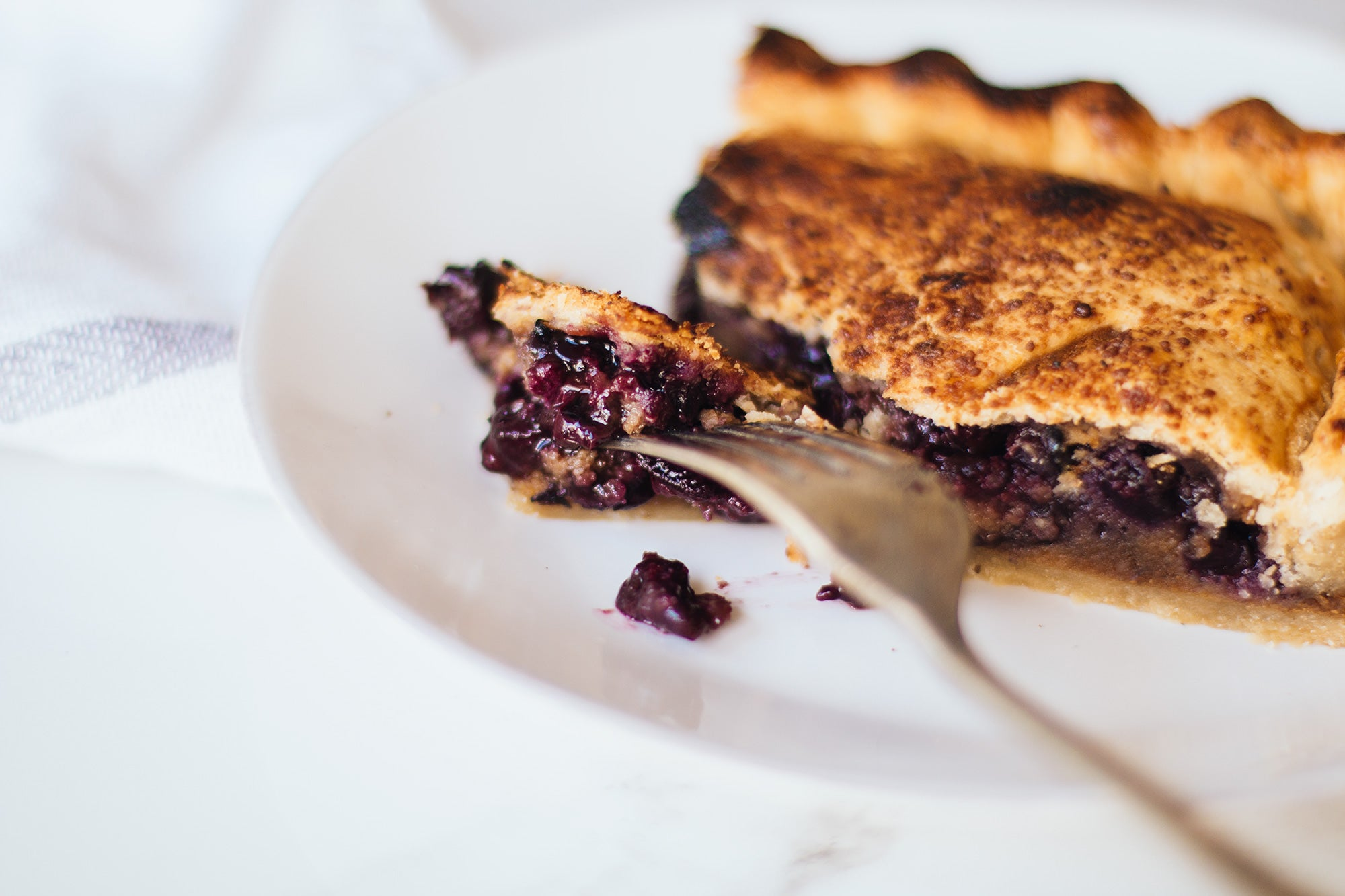 blueberry slab pie recipe
