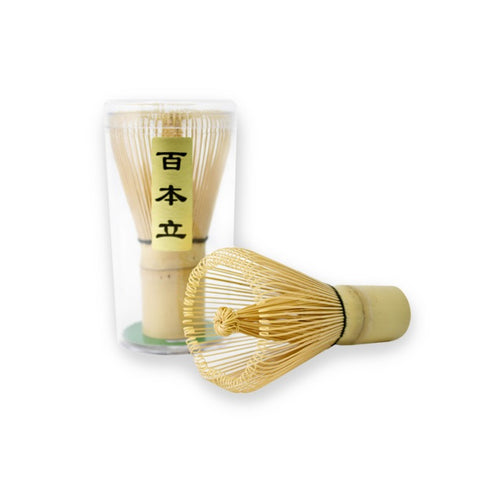 EMF Bamboo Matcha Tea Whisk